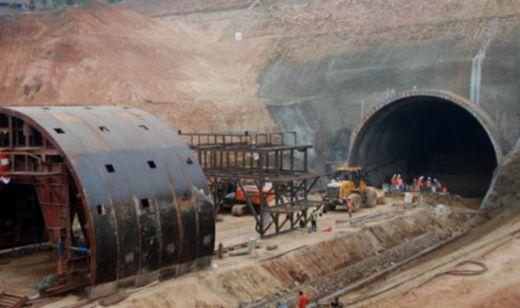Tol Padang a�� Pekanbaru akan a�?Suguhkana�� Terowongan Bawah Tanah Sepanjang 7 Km yang Menembus Bukit Barisan